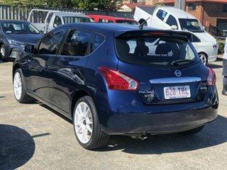 2013 Nissan Pulsar C12 ST-S Blue 6 Speed Manual Hatchback.