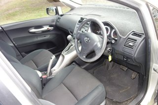 2007 Toyota Corolla ZRE152R Ascent Silver, Chrome 4 Speed Automatic Hatchback