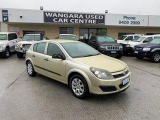 2005 Holden Astra AH CD Gold 5 Speed Manual Hatchback.