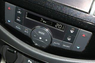 2016 Nissan Navara D23 ST-X Black 7 Speed Sports Automatic Utility