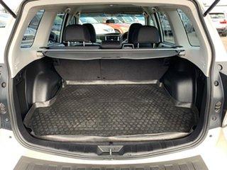 2011 Subaru Forester MY11 XS White 4 Speed Auto Elec Sportshift Wagon