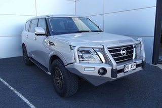2020 Nissan Patrol Y62 Series 5 MY20 TI Gold 7 Speed Sports Automatic Wagon.