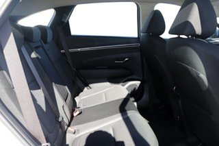 2021 Hyundai Tucson White Cream 6 Speed Automatic Wagon