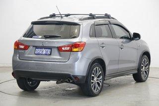2016 Mitsubishi ASX XB MY15.5 LS 2WD Titanium 6 Speed Constant Variable Wagon