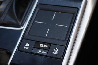 2018 Mitsubishi Eclipse Cross YA MY18 LS 2WD White 8 Speed Constant Variable Wagon