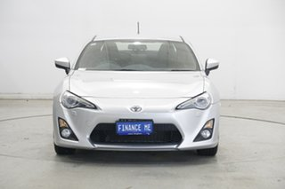 2012 Toyota 86 ZN6 GTS Silver 6 Speed Manual Coupe.