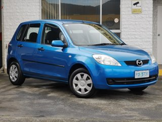 2007 Mazda 2 DY10Y2 Neo Blue 5 Speed Manual Hatchback.