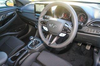 2021 Hyundai i30 PD.V4 MY21 N Line Performance Blue 6 Speed Manual Hatchback
