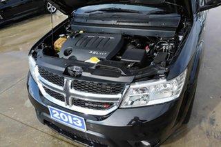 2013 Dodge Journey JC MY13 SXT Black 6 Speed Automatic Wagon