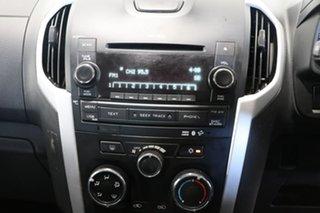 2016 Isuzu D-MAX MY15.5 SX Crew Cab White 5 Speed Manual Utility