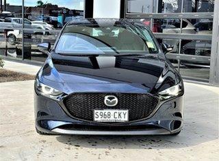 2021 Mazda 3 G25 SKYACTIV-Drive Astina Hatchback