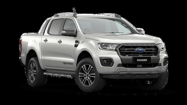 New Ford Ranger Hamilton, 2021 Ford Ranger Alabaster White Pick Up