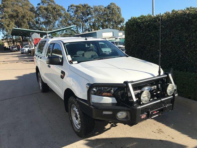 Used Ford Ranger PX MkII XL Acacia Ridge, 2017 Ford Ranger PX MkII XL White 6 speed Manual Utility