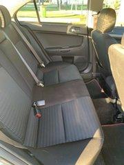 2012 Mitsubishi Lancer CJ MY12 Activ White 6 Speed Constant Variable Sedan