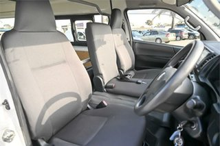2016 Toyota HiAce KDH221R White Van