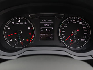 2017 Audi Q3 8U MY17 1.4 TFSI (110kW) Grey 6 Speed Automatic Wagon
