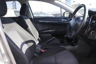 2015 Mitsubishi Lancer CJ MY15 GSR Sportback Grey 5 Speed Manual Hatchback