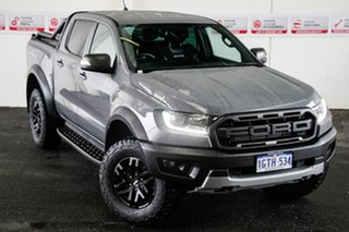 2019 Ford Ranger PX MkIII MY19.75 Raptor 2.0 (4x4) 10 Speed Automatic Double Cab Pick Up.