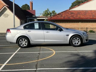 2011 Holden Commodore VE II Omega Silver 6 Speed Sports Automatic Sedan.