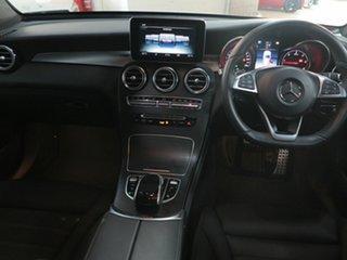 2017 Mercedes-Benz GLC-Class X253 808MY GLC250 d 9G-Tronic 4MATIC Polar White 9 Speed