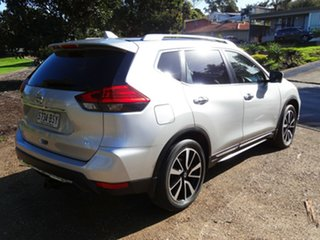 2018 Nissan X-Trail T32 Series II Ti X-tronic 4WD Silver 7 Speed Constant Variable Wagon