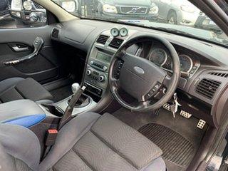 2006 Ford Falcon BF MkII XR8 Black 6 Speed Manual Utility