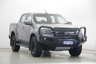 2016 Holden Colorado RG MY17 LS Pickup Crew Cab Graphite 6 Speed Sports Automatic Utility