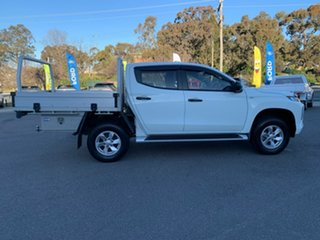 2019 Mitsubishi Triton GLX+ White Sports Automatic Dual Cab Utility