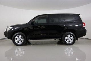 2009 Toyota Landcruiser UZJ200R 09 Upgrade VX (4x4) Black 5 Speed Automatic Wagon