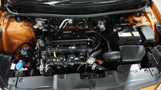 2015 Hyundai Accent RB3 MY16 Active Orange 6 Speed Constant Variable Sedan