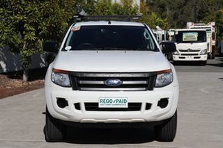 2014 Ford Ranger PX XL Hi-Rider White 6 speed Automatic Utility.