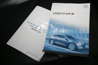 2017 Mazda CX-9 TC Azami SKYACTIV-Drive i-ACTIV AWD Red 6 Speed Sports Automatic Wagon