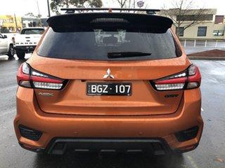 2019 Mitsubishi ASX XD MY20 GSR (2WD) Continuous Variable Wagon