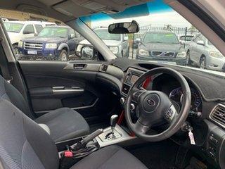 2011 Subaru Forester MY11 XT White 4 Speed Auto Elec Sportshift Wagon