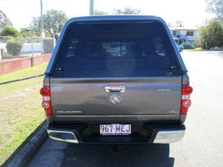 2011 Holden Colorado RC MY11 LT-R Crew Cab Grey 5 Speed Manual Utility