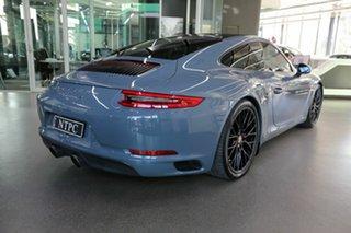 2016 Porsche 911 991 MY17 Carrera S PDK Blue 7 Speed Sports Automatic Dual Clutch Coupe