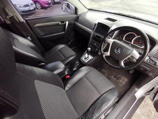 2009 Holden Captiva CG MY09 CX AWD Nitrate 5 Speed Sports Automatic Wagon.