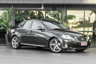 2008 Lexus IS GSE20R MY09 IS250 Prestige Grey 6 Speed Sports Automatic Sedan.