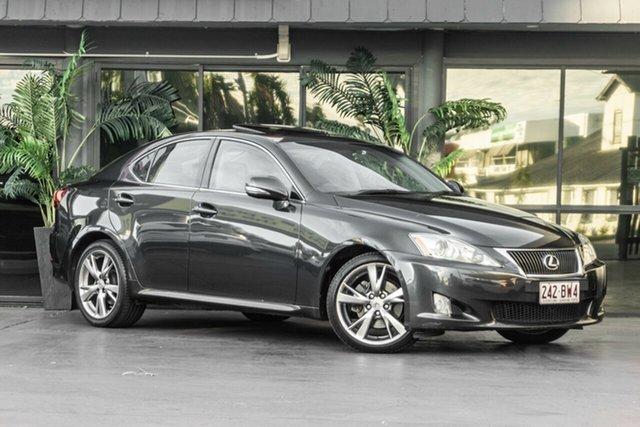 Used Lexus IS GSE20R MY09 IS250 Prestige Bowen Hills, 2008 Lexus IS GSE20R MY09 IS250 Prestige Grey 6 Speed Sports Automatic Sedan
