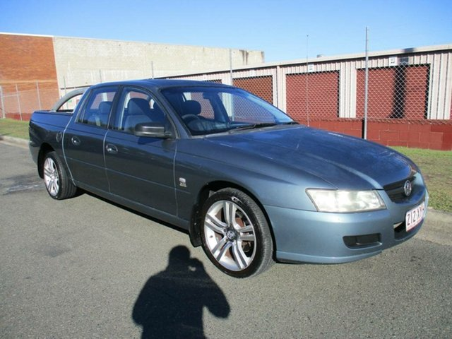 Used Holden Crewman VZ S Kippa-Ring, 2004 Holden Crewman VZ S Grey 4 Speed Automatic Utility