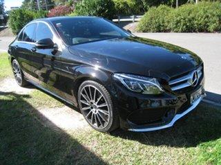 2017 Mercedes-Benz C200 205 MY17.5 Sport Edition Black 9 Speed Automatic G-Tronic Sedan