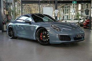 2016 Porsche 911 991 MY17 Carrera S PDK Blue 7 Speed Sports Automatic Dual Clutch Coupe.