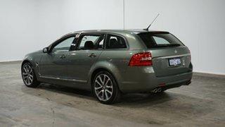 2015 Holden Calais VF II MY16 V Sportwagon Prussian Steel 6 Speed Sports Automatic Wagon.