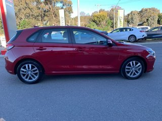 2019 Hyundai i30 Active Red Sports Automatic Hatchback