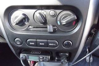 2012 Suzuki Jimny SN413 T6 Sierra White 5 Speed Manual Hardtop