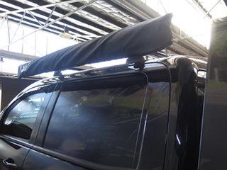 2018 Chevrolet Silverado CK MY18 2500 LTZ Midnight Edition Black 6 Speed Automatic Crew Cab Utility