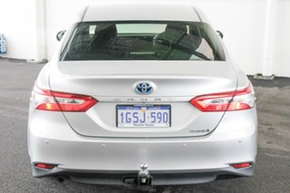 2019 Toyota Camry AXVH71R Ascent Silver Pearl 6 Speed Constant Variable Sedan Hybrid