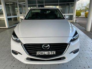 2016 Mazda 3 Maxx Sports Automatic Sedan.