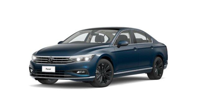 New Volkswagen Passat 3C (B8) MY21 162TSI DSG Elegance Port Melbourne, 2021 Volkswagen Passat 3C (B8) MY21 162TSI DSG Elegance Blue 6 Speed Sports Automatic Dual Clutch