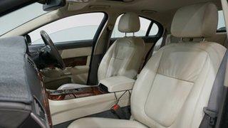 2008 Jaguar XF X250 Premium Luxury Grey 6 Speed Sports Automatic Sedan